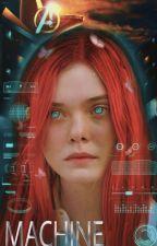 Machine ☀ Tony Stark. by MarvelWow2