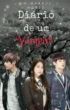 Diários de um vampiro  by M-Hara_J-Horse