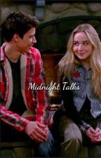 Josh and Maya's midnight talks(Joshaya) by asmaaaimelire1