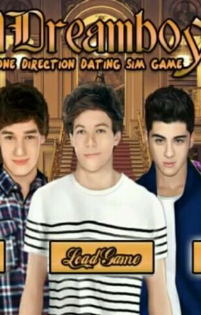 one direction dating game
