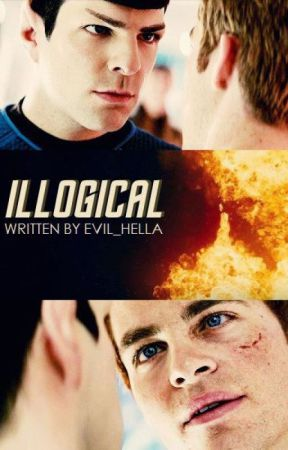 Illogical - A Star Trek Spirk One-Shot by evil_hella