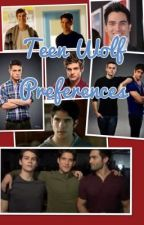 Teen Wolf Preferences by unicornlover2014