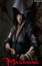 Masamune by KagaraTheHunter