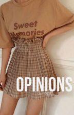 Opinions by _forzayn_