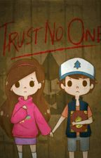 Gravity Falls by JasminePines23