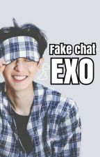 FAKE CHAT EXO by arraseo