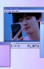 Flirty ━ na jaemin by DOIELAND