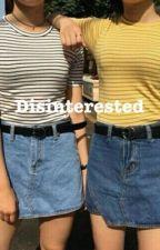 Disinterested | SeokJin by rojoonslay