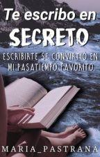 Te escribo en secreto [Jesús Oviedo] by Maria_Pastrana