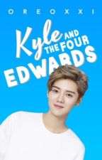 KYLE AND THE FOUR EDWARDS by oreoxxi