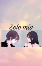 Solo Mia...Fred y Tu by Ali-San123