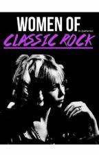 Women of Classic Rock by quietharrison