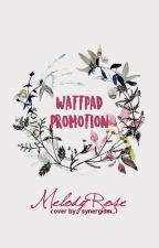 WATTPAD PROMOTION by AmeliaRosewall