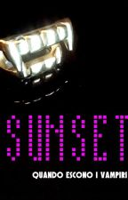 Sunset - Vampire Me! by piccolastellinablu