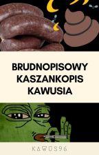 kaszanka z truskawkami by kawus96