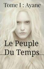 Le Peuple Du Temps  by inestourre