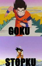 Dragon Ball jokes 2 by Fandom-demon