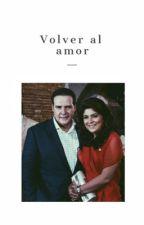 Volver Al Amor - V&H.  by baazinngaa