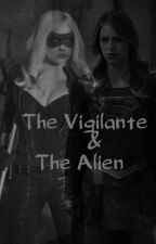 The Vigilante and The Alien by thecxnaries