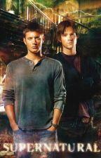 Supernatural (Dean and Sam Winchester) by deannacat100
