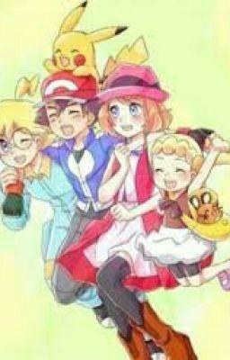 Pokemon( Satoshi và Serena)