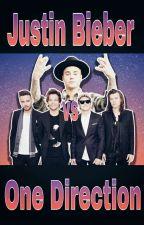 Justin Bieber vs One Direction by dradu450