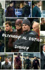 Olivarry al estilo Disney.  by Taisha_StarkTaisho