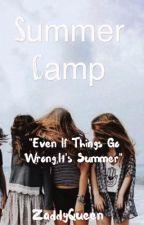 Summer Camp by DudeItsKate
