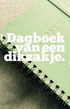 Een dagboek van een Dikzak by Tjhema