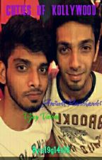 Cuties Of Kollywood ( Anirudh Ravichander And Vijay Varma)  by s19g14o16