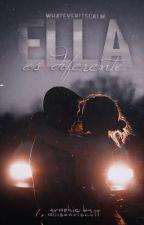 Ella Es... Diferente  by -whateveritscalm