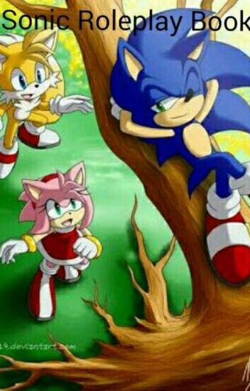 Sonic Roleplay Book (C.L.O.S.E.D)
