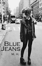 Blue Jeans    Clifford  by Meury_Lee