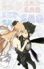 Sword Art Online- KIRIASU by imreadeer