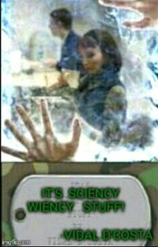 It's Sciency-Wiency stuff! by dcostavidal