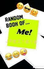 ssenmodaR yb nahtanoJ  (aka random book of me)  by Jpez1616
