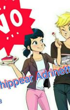 Razones para NO Shippear Adrinette by Dizay28