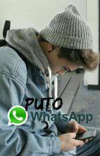 Puto WhatsApp [Rubius Y Tu] by rubelangel731