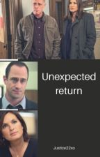 Unexpected return-SVU by Justice22xo