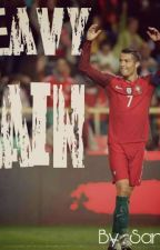 Heavy Rain||C.Ronaldo by SanieDC
