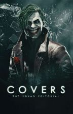 Joker Covers by Suicidesquadedit