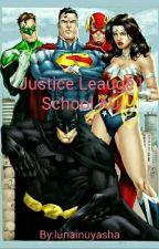 Justice Leauge | School AU by lunainuyasha