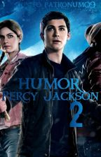 Humor Percy Jackson 2 by Expecto_patronum09