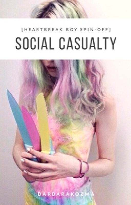 Social Casualty [heartbreak boy spin-off] MAGYAR by BarbaraKozma