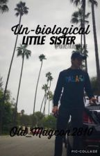 Unbiological Little Sister (H.G Fanfic) by OldMagcon_2810