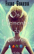Os 5 Elementos da Natureza by Criis_S2