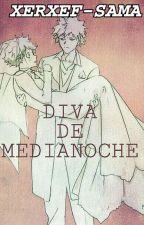 **DIVA DE MEDIANOCHE** by XERXEF-SAMA