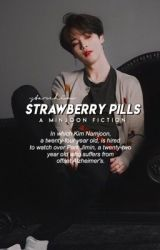 STRAWBERRY PILLS | M.JOON by -STARCHIM