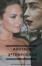 ADOTADA/2●temporada by Valderrama_Lovato