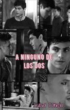 A ninguno de los dos (Malec)  by LuisaConejo